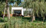 Skanlux Funkis hus. Arkitekttegnet luksushus