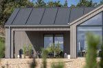 Skanlux Trend sommerhus med Superwood facade